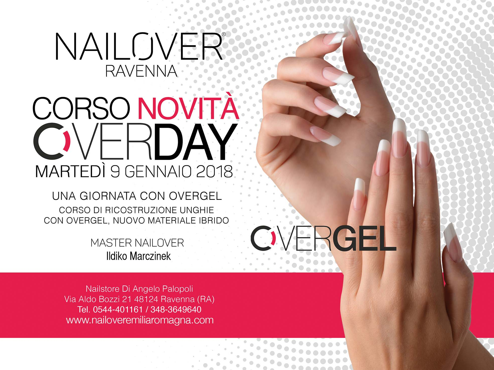 Corso OVERDAY