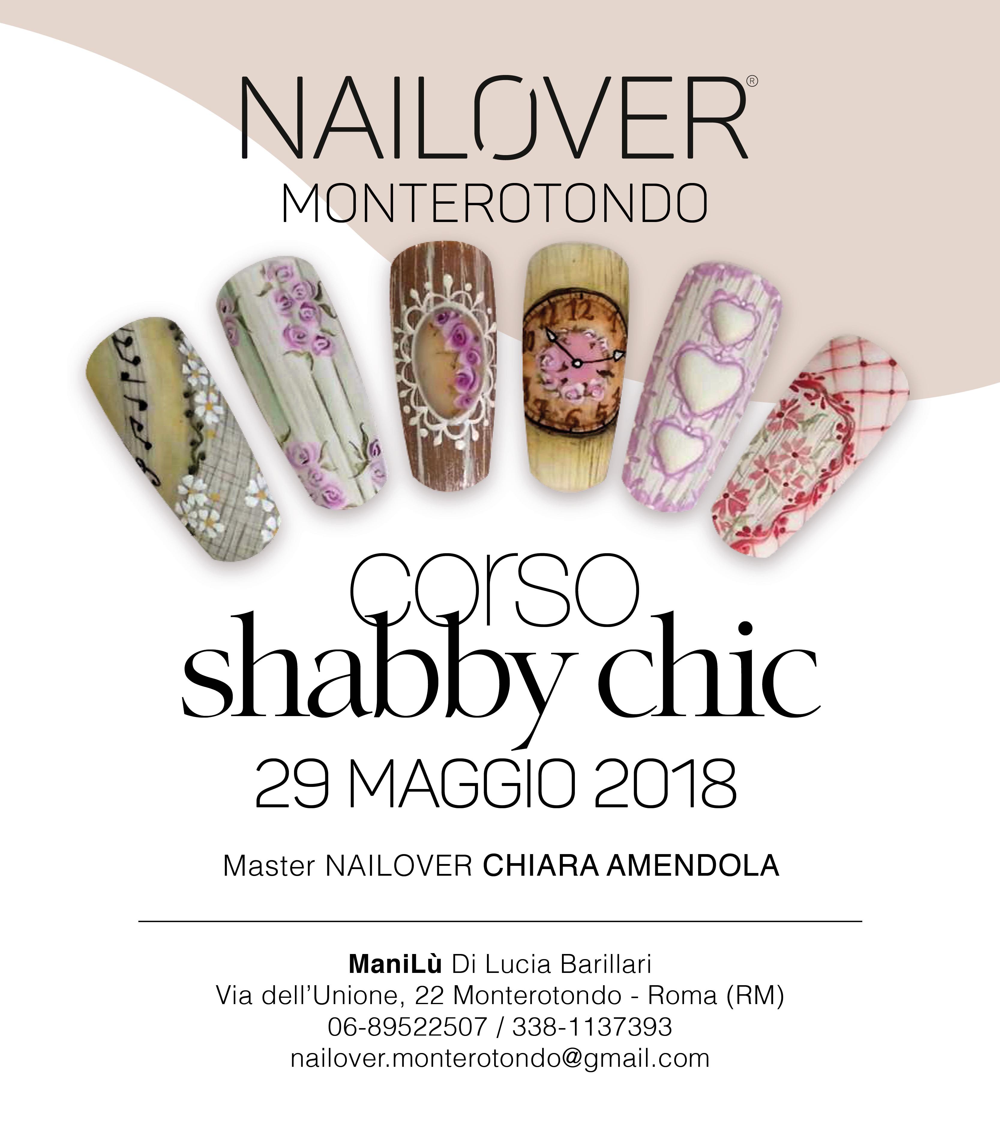 Monterotondo – Corso Shabby Chic